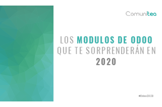 Los módulos de Odoo que te sorprenderán en 2020