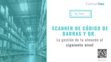 Scanner de código de barras y QR: La gestión de tu almacén al siguiente nivel